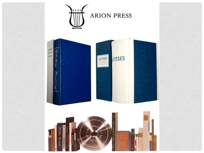 The Complete Arion Press Collection, 1975 to 2017, 111 Volumes
