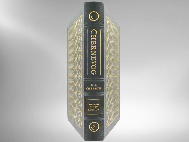 Chernevog by C.J. Cherryh, Signed First Edition, Easton Press, New in Shrinkwrap