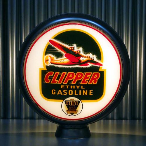 """Clipper Ethyl Gasoline 15"""" Lenses"""