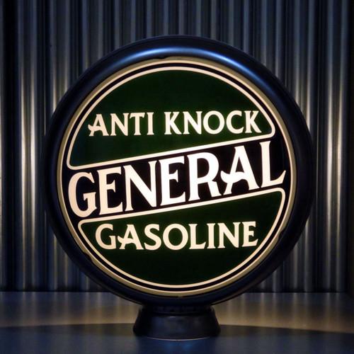 "General Anti Knock Gasoline 15"" Lenses"