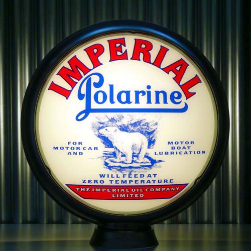 """Esso Imperial Polarine Gasoline 15"""" Lenses"""
