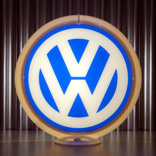 "VW Volkswagon - 13.5"" Ltd Ed Globe"