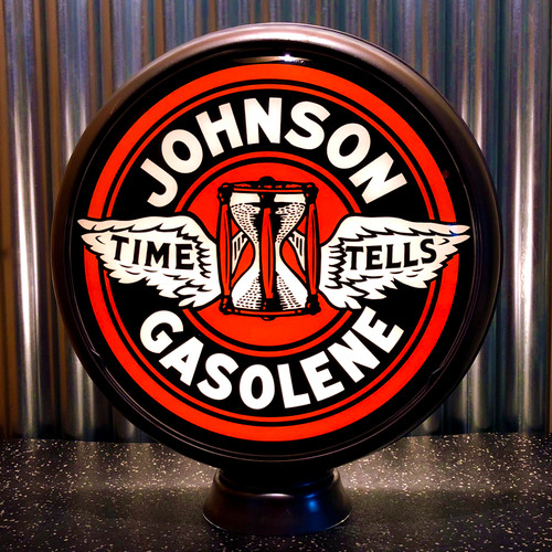 "Johnson Gasoline 15"" Lenses"