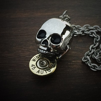 Bite the Bullet Necklace .45