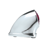 Biltwell Mako Tail Light - Chrome