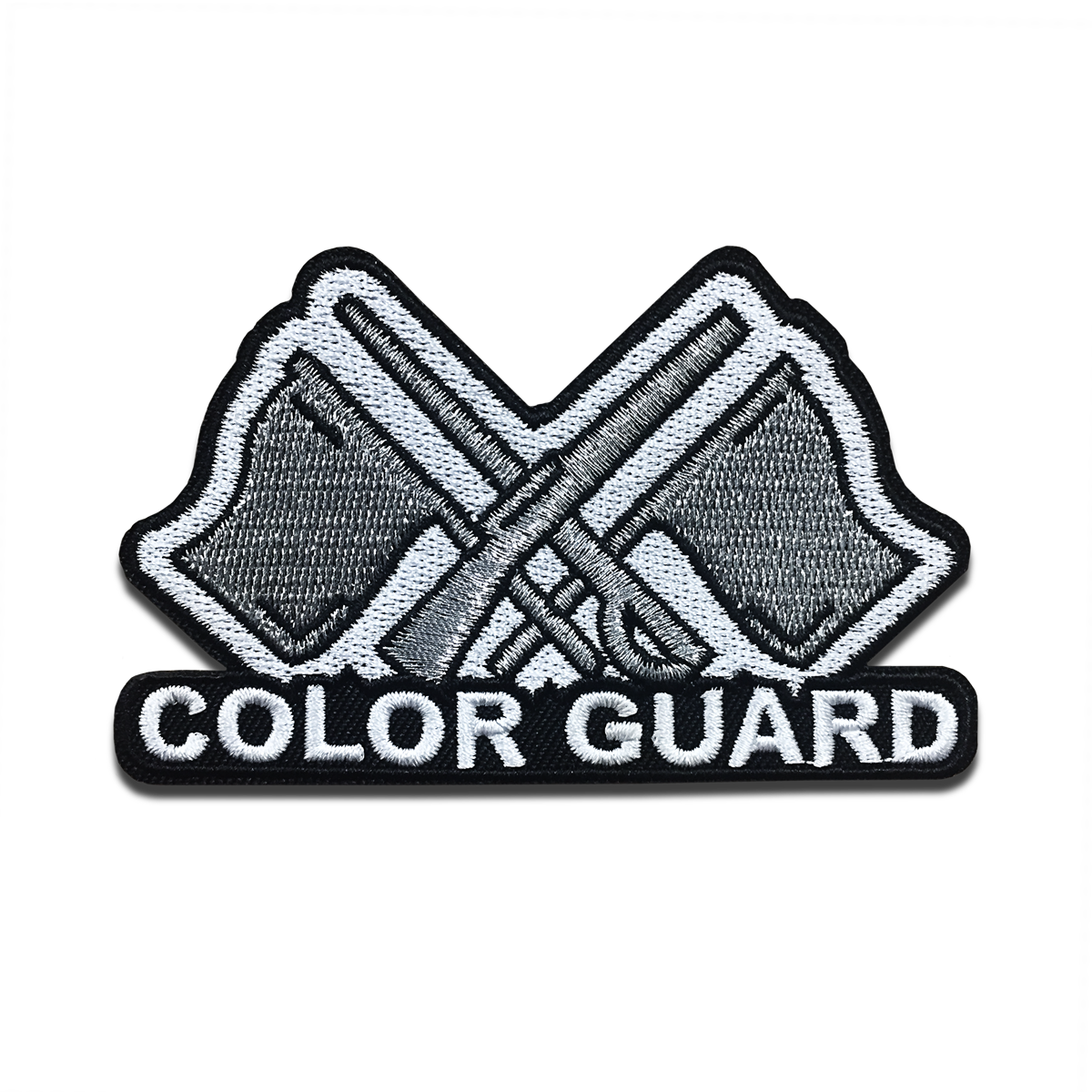Color Guard Instrument Patch