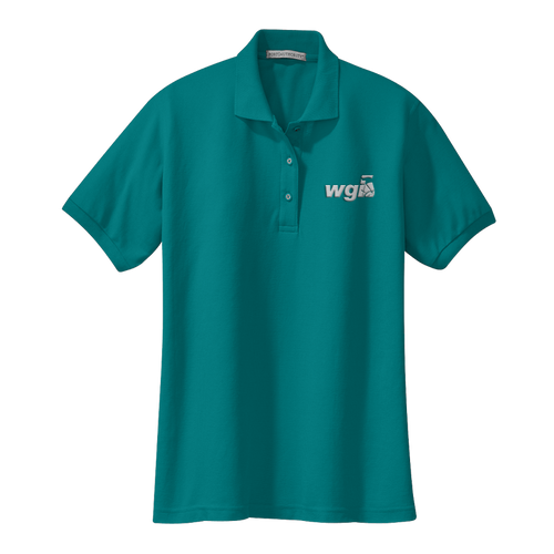 WGI Men's Teal Polo - Online Exclusive*
