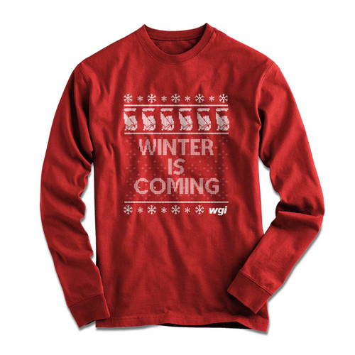 WGI Holiday Long Sleeve T-shirt