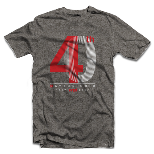 WGI 40th Anniversary T-Shirt