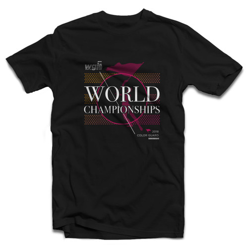 2018 WGI World Championship Color Guard Event Apparel