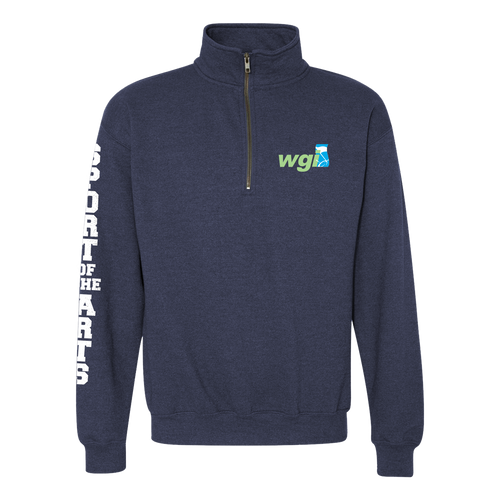 Official WGI 1/4 Zip Jacket