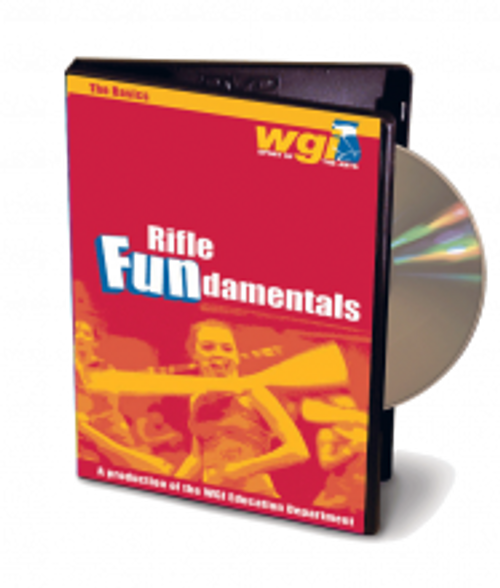 WGI Rifle Fundamentals DVD
