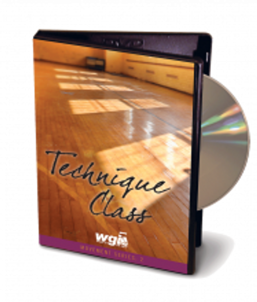 WGI Movement Series: Technique Class DVD (Vol. 2)