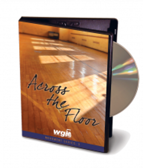 WGI Movement Series: Across the Floor DVD