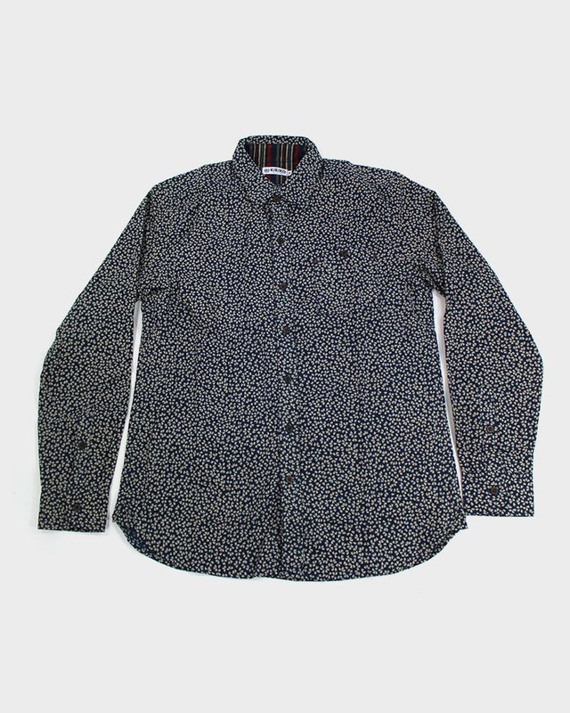 Long Sleeve Button-Up, Sakura