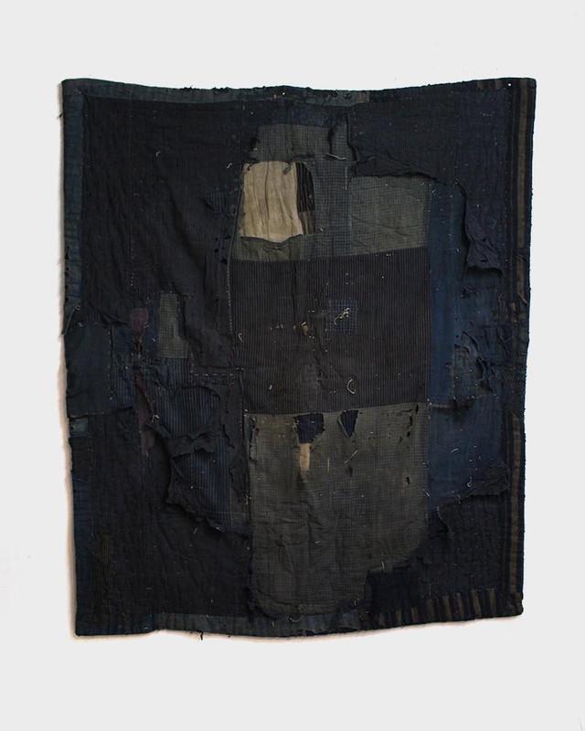 Vintage Boro Blanket, 21