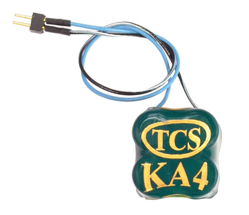 1667 TCS Train Control Systems /  KA4-C The Keep-Alive™ Train Control Systems /  devices are (SCALE=ALL) Part # 745-1667