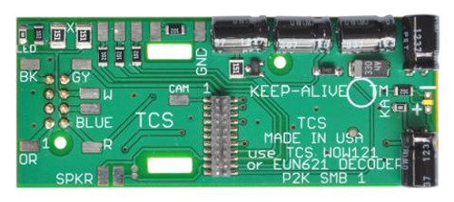 1543 TCS Train Control Systems /  WOW121 P2K-MB1 (SCALE=HO) Part # 745-1543