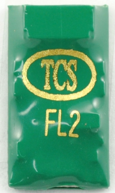 1002 TCS Train Control Systems /  FL2 Decoder (SCALE=HO) Part # 745-1002