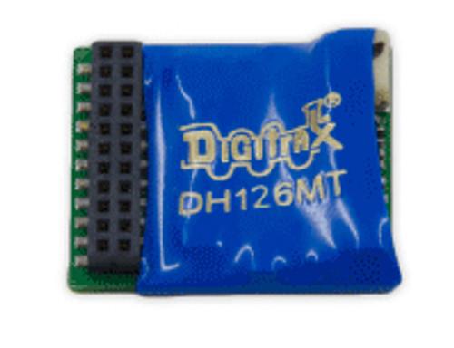 DH126MT Digitrax / 1.5-2Amp FX# Fnctn Dcdr  (Scale = HO)  Part # 245-DH126MT