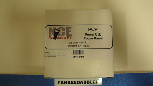 222 NCE /  PCP - Spare Power Cab Connection Pa (SCALE=ALL) Part # = 524-222