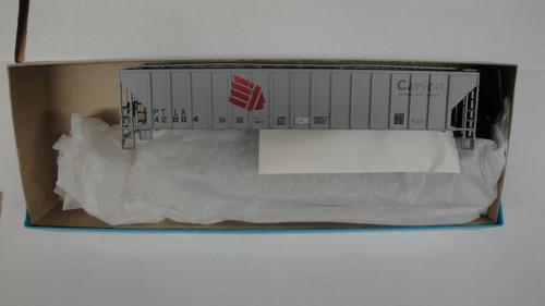 1797 (HO SCALE) Bev-Bel-66-1797 Carlon An Indian Head Company 54  PS Ribside Hopper PTLX 42884