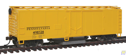 1483 (HO Scale) WAL-931-1483        Track Cleaning Car PRR
