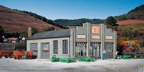 2912 (HO Scale) WAL-933-2912        State Line Farm Supply