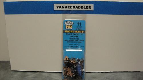 11 Kadee / Coupler Universal #5 bulk Pack  (HO Scale) Part # 380-11