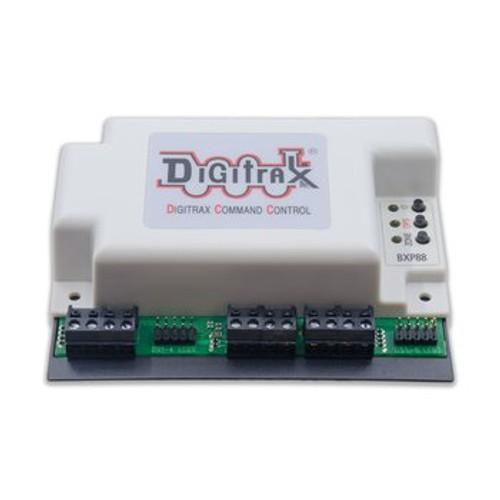 BXP88 Digitrax / 8-Zone Detector/Trnspndr  (Scale = ALL)  Part # 245-BXP88