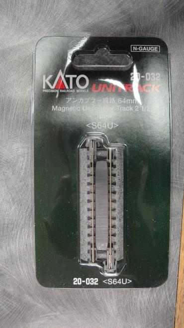 20032 Kato USA Inc / Mgntc Uncoupler Trk 64mm  (SCALE=N)  Part # 381-20032