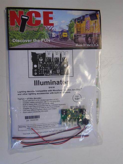 164 NCE -  Illuminator Scenic Dcdr Part # 524-164