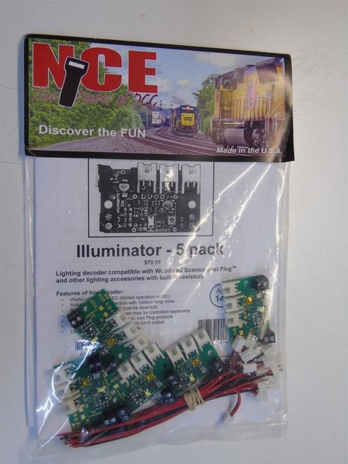 165 NCE - Illuminator Scnc Dcdr 5/ Part # 524-165