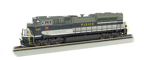 Bachmann 66001 / EMD SD70ACe - Sound & DCC - Heritage Edition -- Norfolk Southern #1070 (Wabash Heritage Scheme, blue, gray, white) HO Scale Part #  =     160-66001
