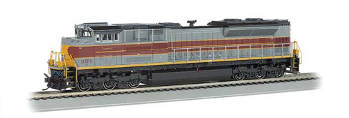 Bachmann 66010 / EMD SD70ACe - Sound & DCC -- Norfolk Southern #1074 (Delaware, Lackawanna & Western Heritage, gray, maroo HO Scale Part #  =     160-66010