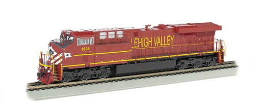 Bachmann 65403 / GE ES-44AC Soundtraxx Sound & DCC -Lorgia Heritage Lehigh Valley edition  HO Scale Part #  =     160-65403