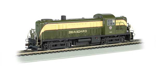 Bachmann 63907 / ALCO RS-3- SEABOARD # 1633 DCC with Soundtraxx Value Sound Part #  =     160-63907
