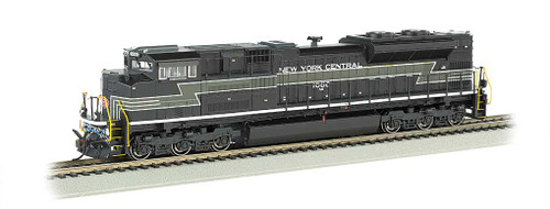Bachmann 66004 / EMD SD70ACe - Sound & DCC - Norfolk Southern #1066 (New York Central Heritage, black, Lightning Stripe)  HO Scale Part #  =  160-66004