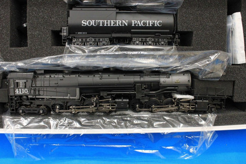 BLI-5188 Cab Forward 4-8-8-2 Southern Pacific SP #4110 Broadway Limited  (SCALE=HO)  Part # 187-5188