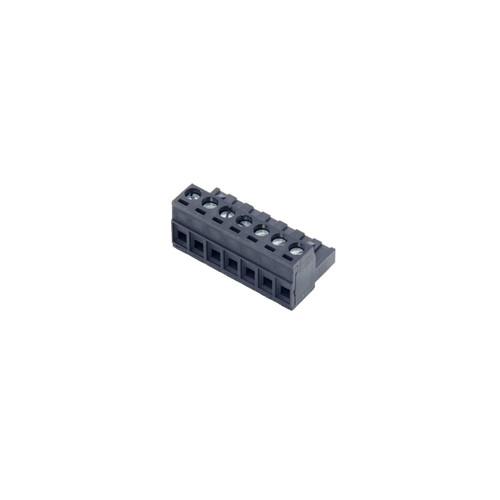 245-ACC-BLKBOOSTERPLU Digitrax / BLACK Terminal Plug  for DB220  (Scale = ALL)  Part # 245-TERMPLUG