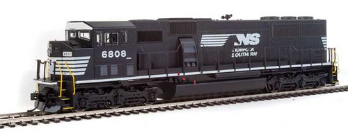 910-20307 Walthers Mainline / SD60M NS NORFOLK SOUTHERN #6808 SOUND & DCC (SCALE=HO)  Part # 910-20307
