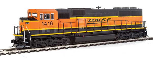 910-20303 Walthers Mainline / SD60M BNSF BURLINGTON NORTHERN SANTA FE #1416 SOUND & DCC (SCALE=HO)  Part # 910-20303