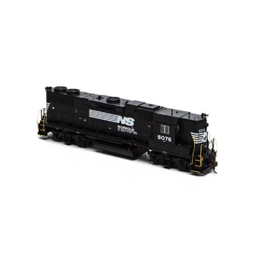 ATHG65474 GP38-2 NS Norfolk Southern #5076 with DCC & Sound Tsunami2  (SCALE=HO)  Part #ATHG65474