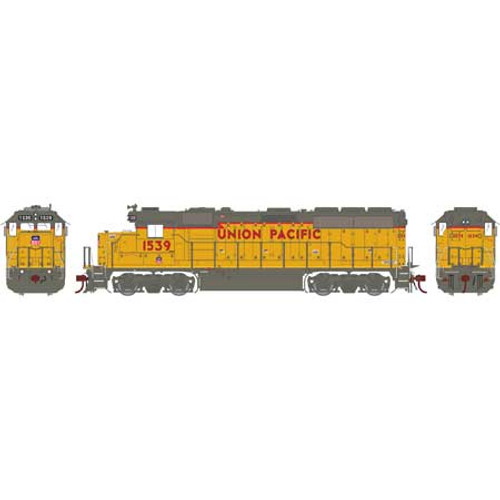 ATHG65771 GP40-2 UP - Union Pacific #1539 with DCC & Sound Tsunami2  (SCALE=HO)  Part #ATHG65771
