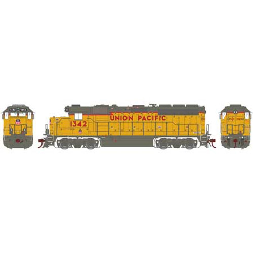 ATHG65768 GP40-2 UP - Union Pacific #1342 with DCC & Sound Tsunami2  (SCALE=HO)  Part #ATHG65768