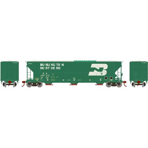 ATH82012 Athearn FMC 4700 Covered Hopper BN Burlington Northern #460313  (HO Scale) Part #ATH82012