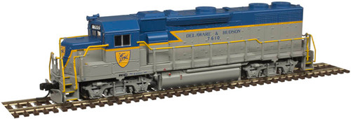 ATLAS 40003850 GP39-2 D&H Delaware & Hudson #7610 - LokSound & DCC - Master(R) Gold (SCALE=N) Part # 150-40003850