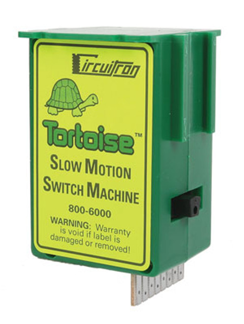 Circuitron 6012 The Tortoise Switch Machine 12 Pack #6012 (Scale = All) Part # 800-6012