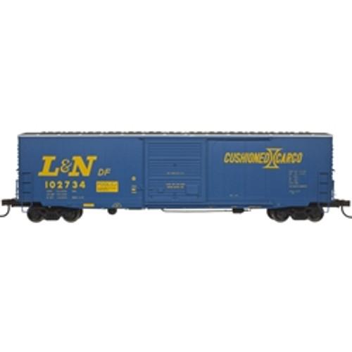 """20004752 Atlas L&N Louisville & Nashville #102734 50' 6"""" Boxcar (HO Scale) Part # 150-20004752"""
