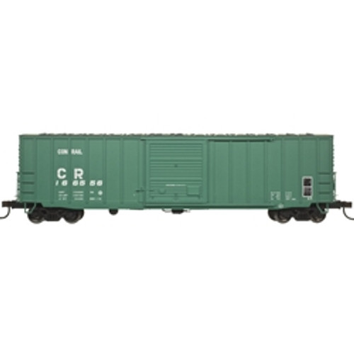 "20004758 Atlas C Conrail #166556 50' 6"" Boxcar (HO Scale) Part # 150-20004758"